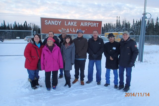 Part of the Jury Volunteer Team in Remote First Nation Communities